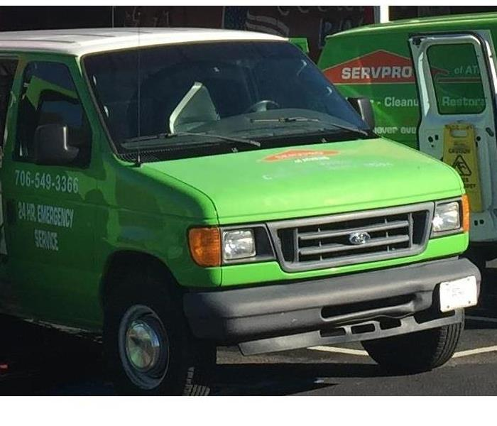 SERVPRO of Athens Responds to Commercial Restorations