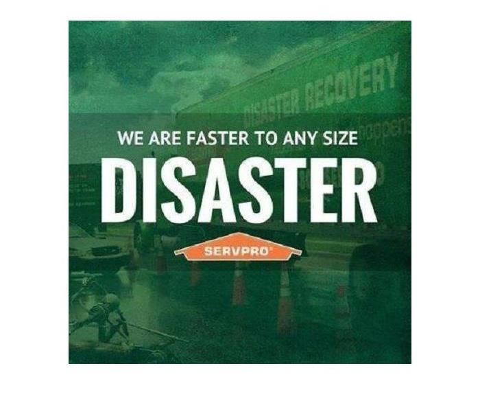 Storm Damage When Storms or Floods hit Athens, SERVPRO is ready!